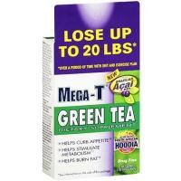 MEGA-T VERT  Bruleur de graisses 90caps