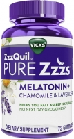 MELATONINE VICKS 72 COMPRIMES A MACHER