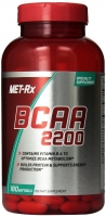 MET-RX BCAA 2200, 180 CAPS