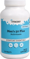 MULTIVITAMINES HOMME 50+