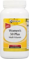 MULTIVITAMINE FEMME 50+ 120 CAPSULES