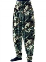 MUSCLE PANTS VERT CAMOUFLAGE  TAILLE S-M-L-XL