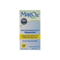 MagOx 400 (120 gélules)
