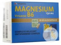 Magnesium B6 Blister 2x30 Capsules