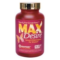 Max Desire® 60 Solutabs femmes