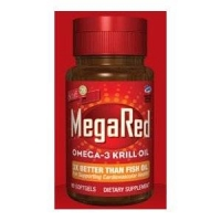 MEGA RED OMEGA 3 KRILL OIL - 300mg - 90 ct.
