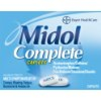 Midol Liquid Gels, 40-Count - Regles douloureuses