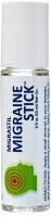 Migraine Stick ® Roll-on, 0,3 once d'huile essentielle d'aromathérapie 10 ml