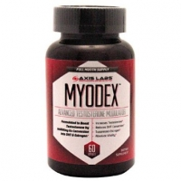 Myodex 60 caps  Booster Testosterone