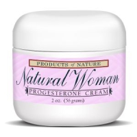 NATURAL WOMEN  CREME PROGESTERONE  46 GR