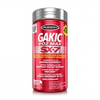 NEW GAKIC VO2 MAXSX-7 - 128 CAPS
