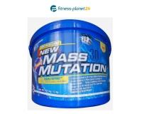 NEW MASS MUTATION 2,27  KG  WHEY  +  GAINER