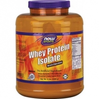 NOW ISOLATE DE PROTÉINE WHEY