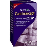 Natrol-Carb Intercept with Phase 2, 120ct