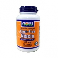 Niacine  500 mg  180 caps Now Food