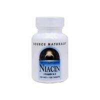 Niacine -Vitamine B3 100 caps