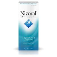 Nizoral 1% (4oz, 120ml) - Shampooing antipelliculaire