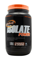 OH YEAH! ISOLATE POWER 2LB CHOCOLAT
