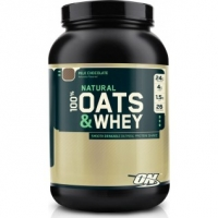 OPTIMUM NUTRITION 100% D'AVOINE NATURELLE ET DE LA WHEY