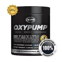 OXYPUMP  FRUIT PUNCH  300 GR