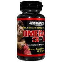 Omega 3-1  60 caps PowerNutra