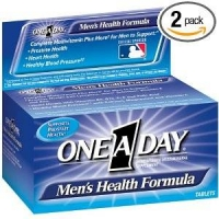 One-A-Day Men's  2 packs de 100 gelules