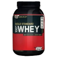 WHEY GOLD STANDARD COOKIES ET CREMES 454 GR