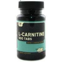 L-CARNITINE 500   GR 60 CAPS