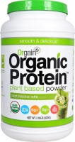 Orgain Organic Protein™ Plant Based Powder Iced Matcha Latte 2.03 lbs