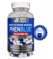 PHENBLUE 120 CAPS   BLOQUEUR GRAISSE