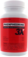 PHENPHEDRINE 3X 120 CAPS