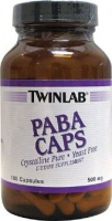 Paba 500 mg  . 90 caps
