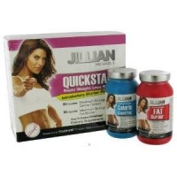 PACK MINCEUR USA  Jillian Michaels Quickstart Weightloss