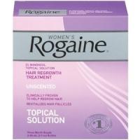 ROGAINE MINOXIDIL FEMME 3 MOIS DE CURE