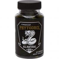 Phytodrol- Supplément anabolisant naturel amélioré pour les athlètes, augmente la récupération, réduit le niveau de stress - 60 capsules