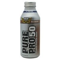 Pure Pro 50 12 bouteilles,banane,chocolat,vanille