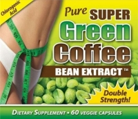 Pure Super Green Coffee Extract 800mg