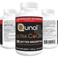 QUNOL ULTRA COQ10 120 CAPS