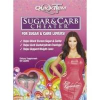 QuickTrim Inhibateur de Sucre et de glucose - 60 capsules