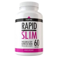 RAPID SLIM KETO PILLS 60 GELULES