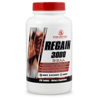 REGAIN 3000 BCAA - 120 CAPS