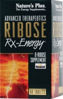 RIBOSE RX ENERGY 60 CAPS