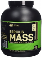 SERIOUS MASS PRISE DE MASSE  2727 GR