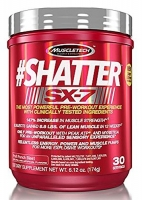 SHATTER SX-7 FRUIT PUNCH 180 GR