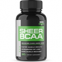 SHEER BCAA 90 CAPS