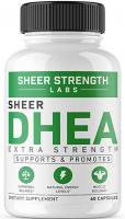 SHEER DHEA 60 CAPS