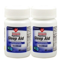 SLEEP AID - AIDE POUR DORMIR  2 X 96 CAPS