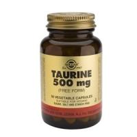 SOLGAR TAURINE, 500mg