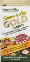 SOURCE OF LIFE GOLD  90 CAPSULES