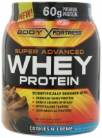 SUPER ADVANCED WHEY PROTEINE 900 GR   COOKIES